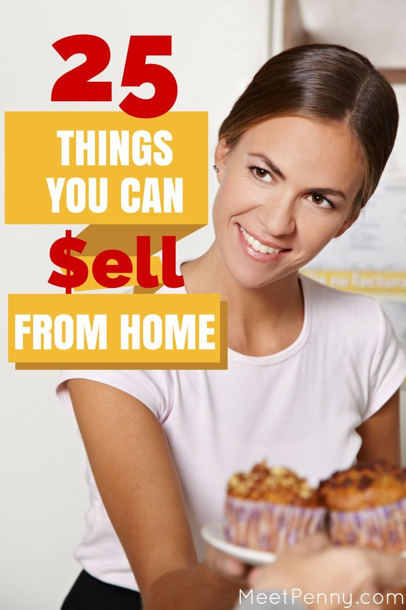 ANY of these ideas for creating products to sell from home are completely doable if you have a dash of talent and  are willing to learn how to do something new.