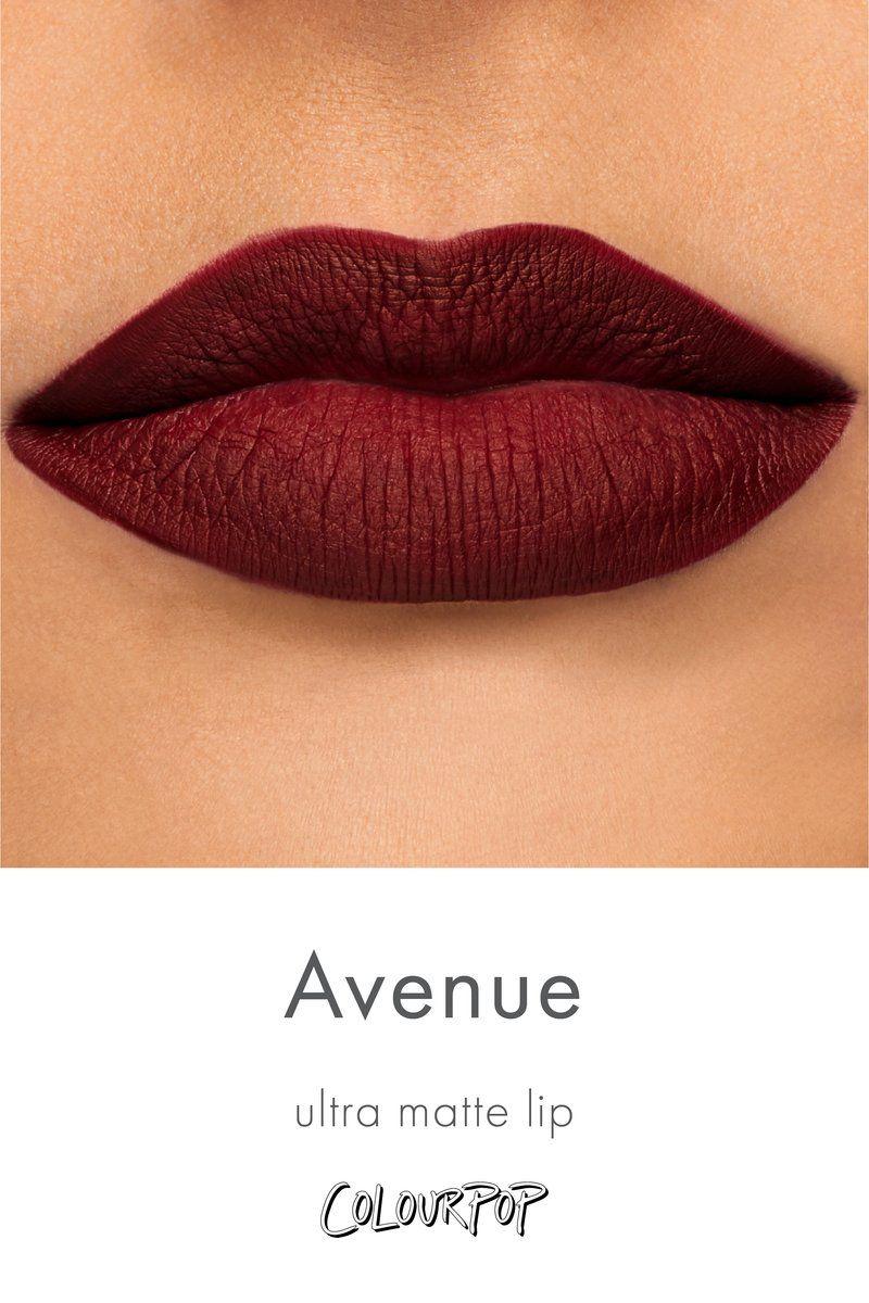 Avenue Matte Lips Lip Colors Lipstick