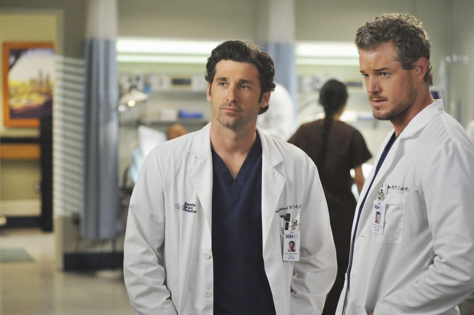 5 dottori televisivi che ti hanno fatto andare in fissa con i medical drama e il camice bianco