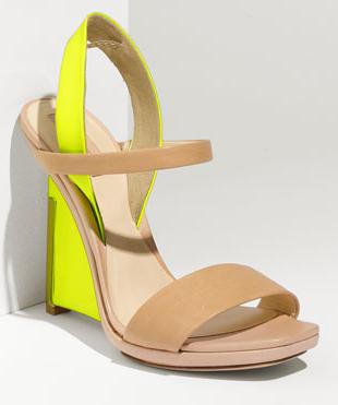 Reed Krakoff Architect Wedge Sandal To Die For Heels