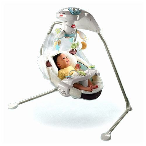 1f0cb4821 columpio fisher price papasan cradle swing cuna mecedora | cosas ...
