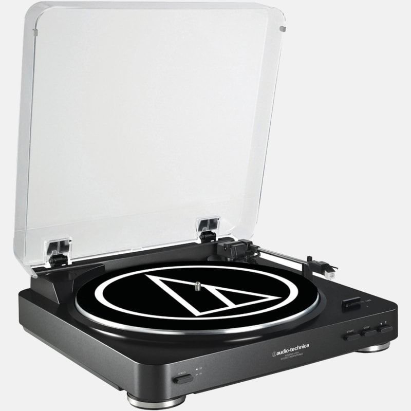 20 Products From Walmart That Ll Take You Straight To The Future Audio Technica Turntable Stereo Turntable Turntable Record Player