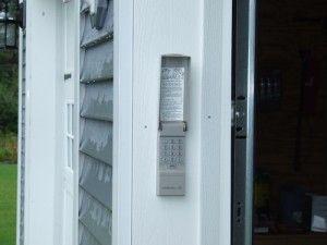 Installing A Remote Keypad Garage Door Opener Diy Project Garage Door Installation Garage Doors Garage Door Opener