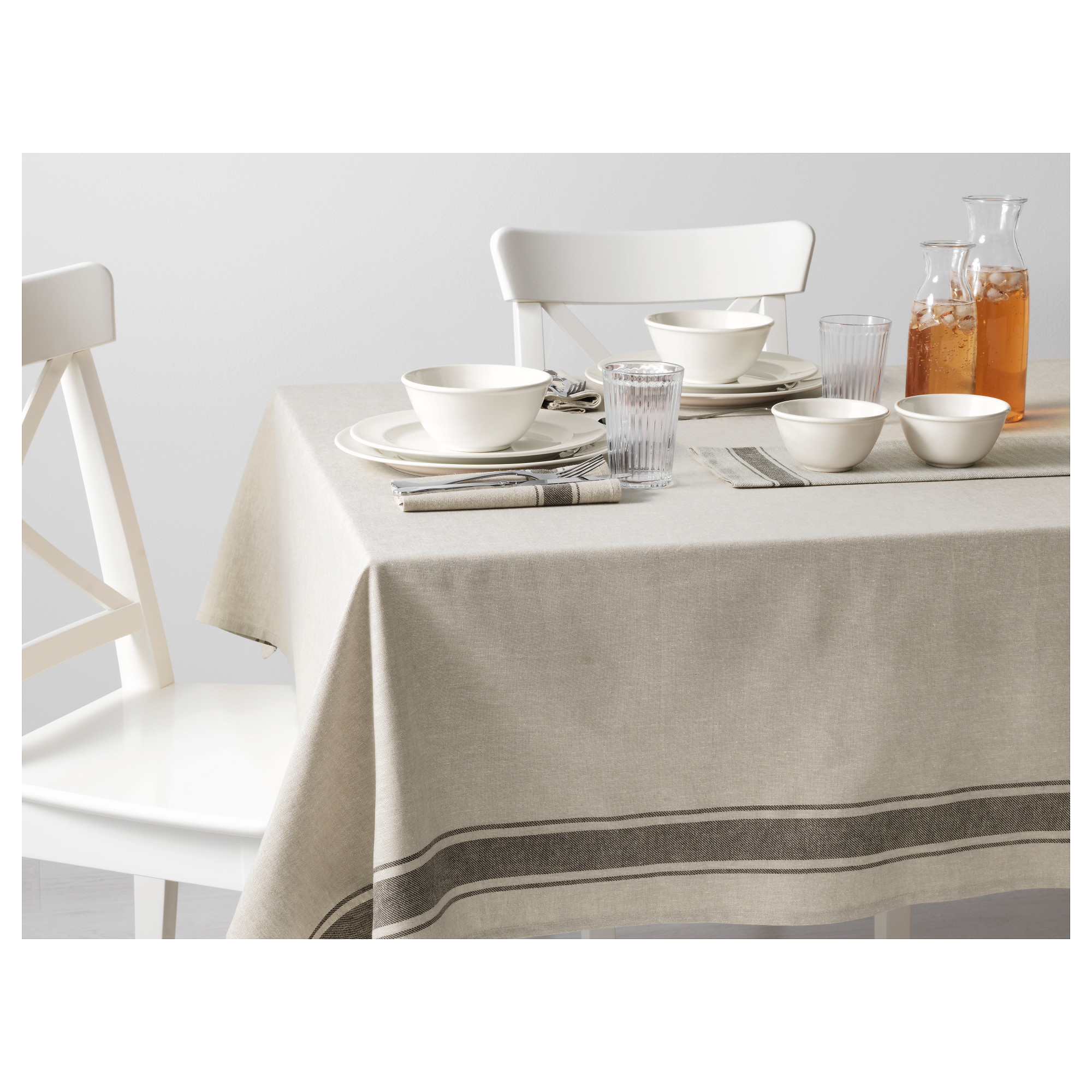 Ikea Usa All Products: IKEA - VARDAGEN Tablecloth Beige