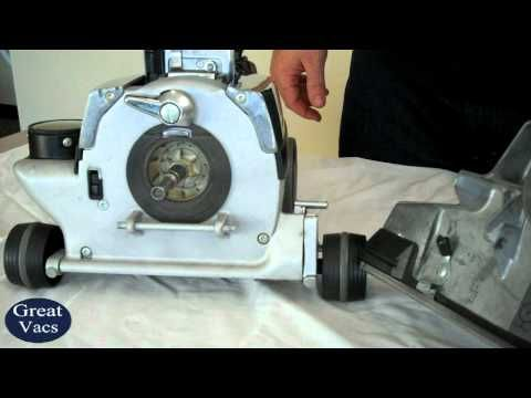 How To Remove Kirby Vacuum Head Tutorial Attach And Detach Youtube Kirby Vacuum Kirby Green Cleaning Diy