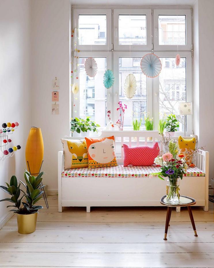 Un hogar colorido para niños   delikatissen   Diseño de habitación de la familia, Decoracion para niños, Decoracion habitacion niño