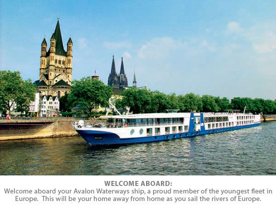 river cruise! Definetly on the bucket list!