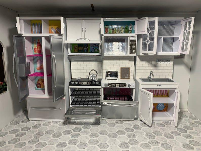 49++ Dolls house modern kitchen units ideas in 2021