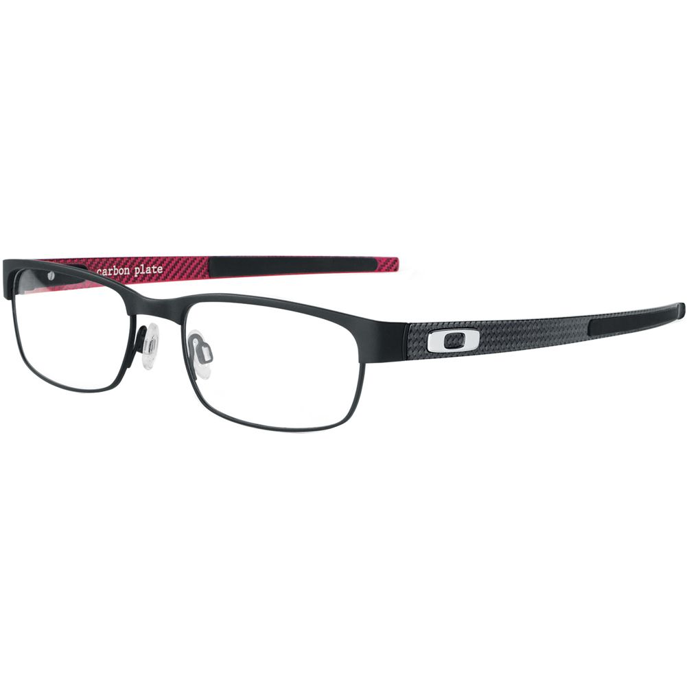 oakley+eyeglasses+for+men | Oakley Carbon Plate Men\'s Lifestyle RX ...