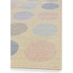 Photo of benuta Kurzflor Teppich Zola Multicolor/Beige 100×150 cm – Moderner Bunter Teppich für Wohnzimmer be