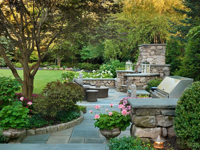 Sudbury Design Group in 2020 | Backyard landscaping ...