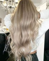 Ash Blonde Hair Colors You Will Love  Fashion Is My Crush #ashblondebalayage Ash Blonde Hair Colors You Will Love  Fashion Is My Crush #naturalashblonde