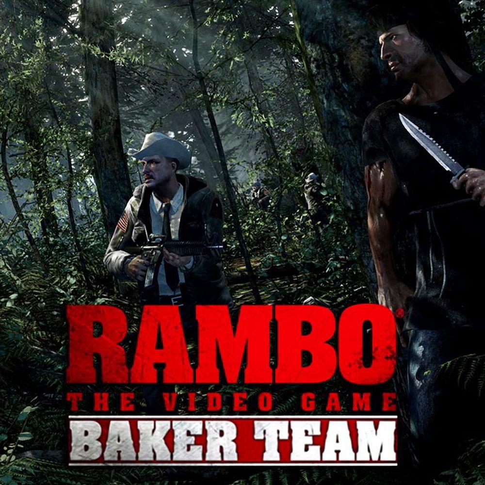 Menu Dan Harga Jardin Cafe Bandung: Rambo The Video Game Baker Team WWW.GAMEMURAH.COM Jual
