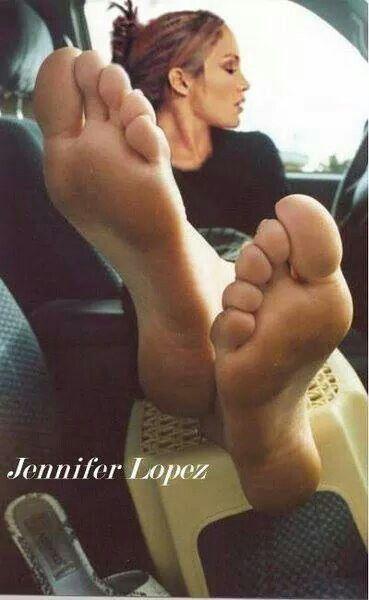 J lo sexy feet pics