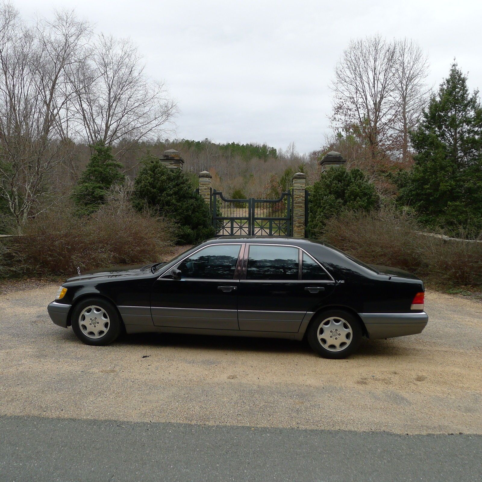 1996 Mercedes Benz S Class S600 With Images Benz S Class
