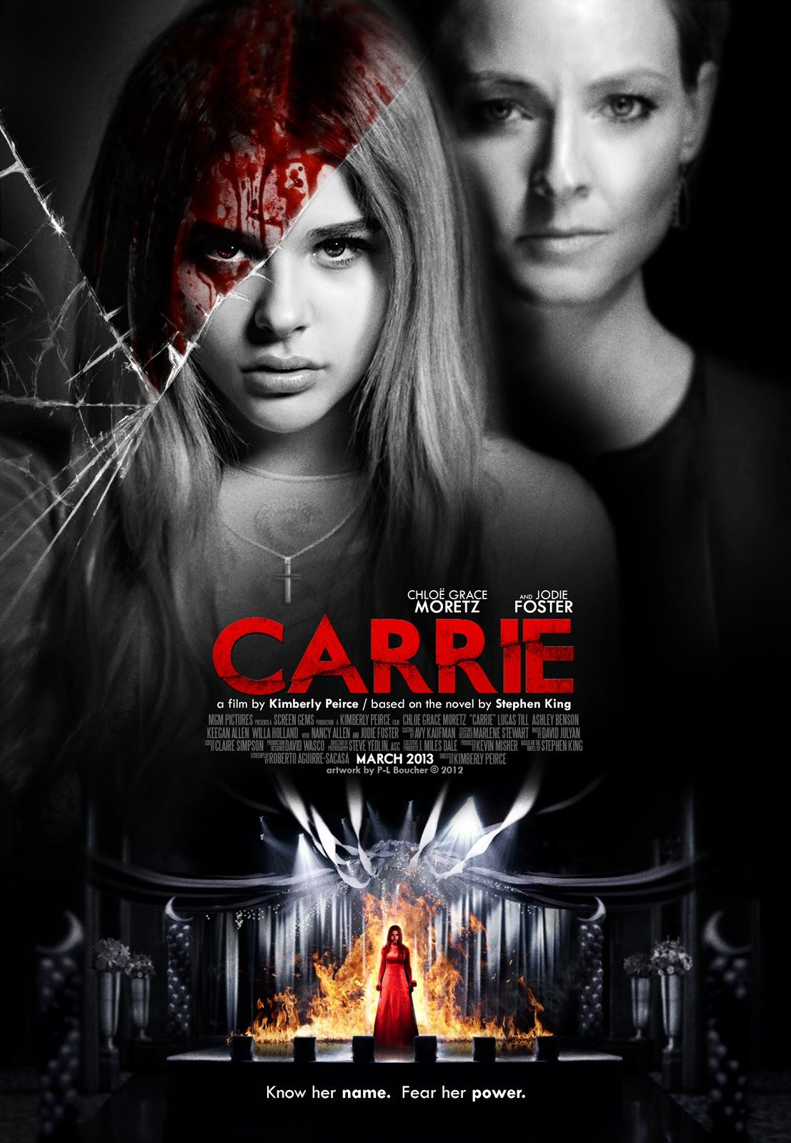 Carrie 2013 Another Remake Best Movies Of 2010s In