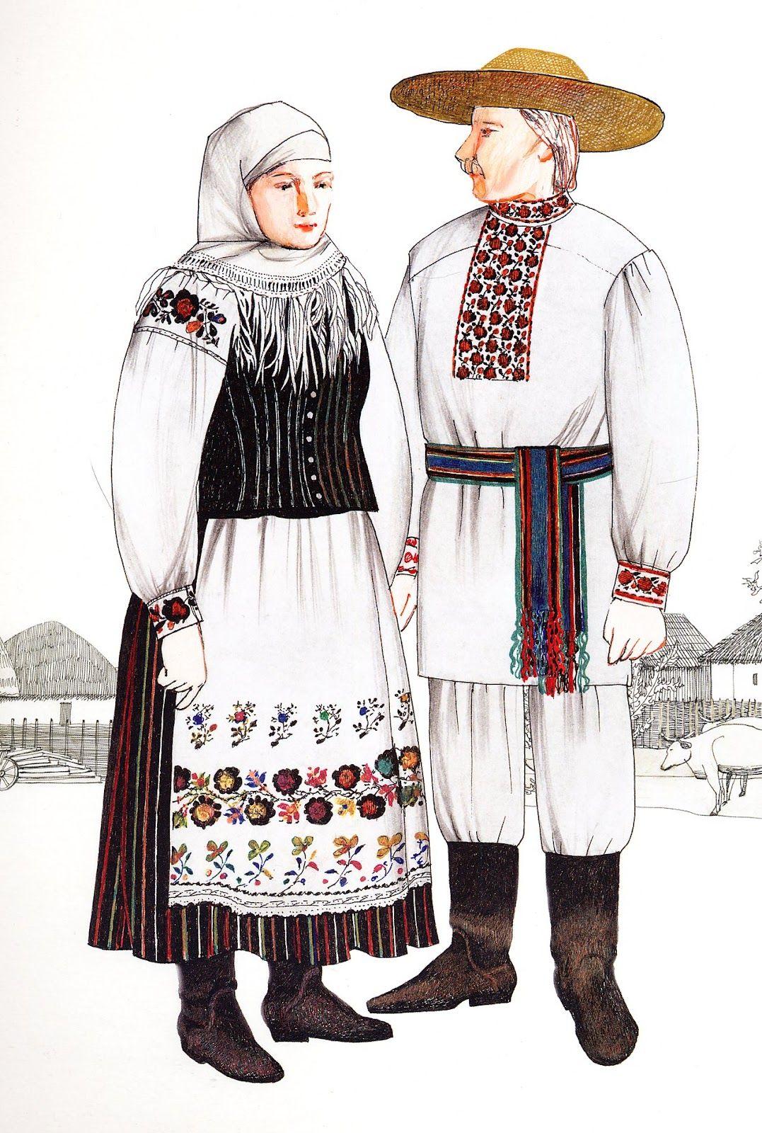 костюмы украинского народа картинки проявления