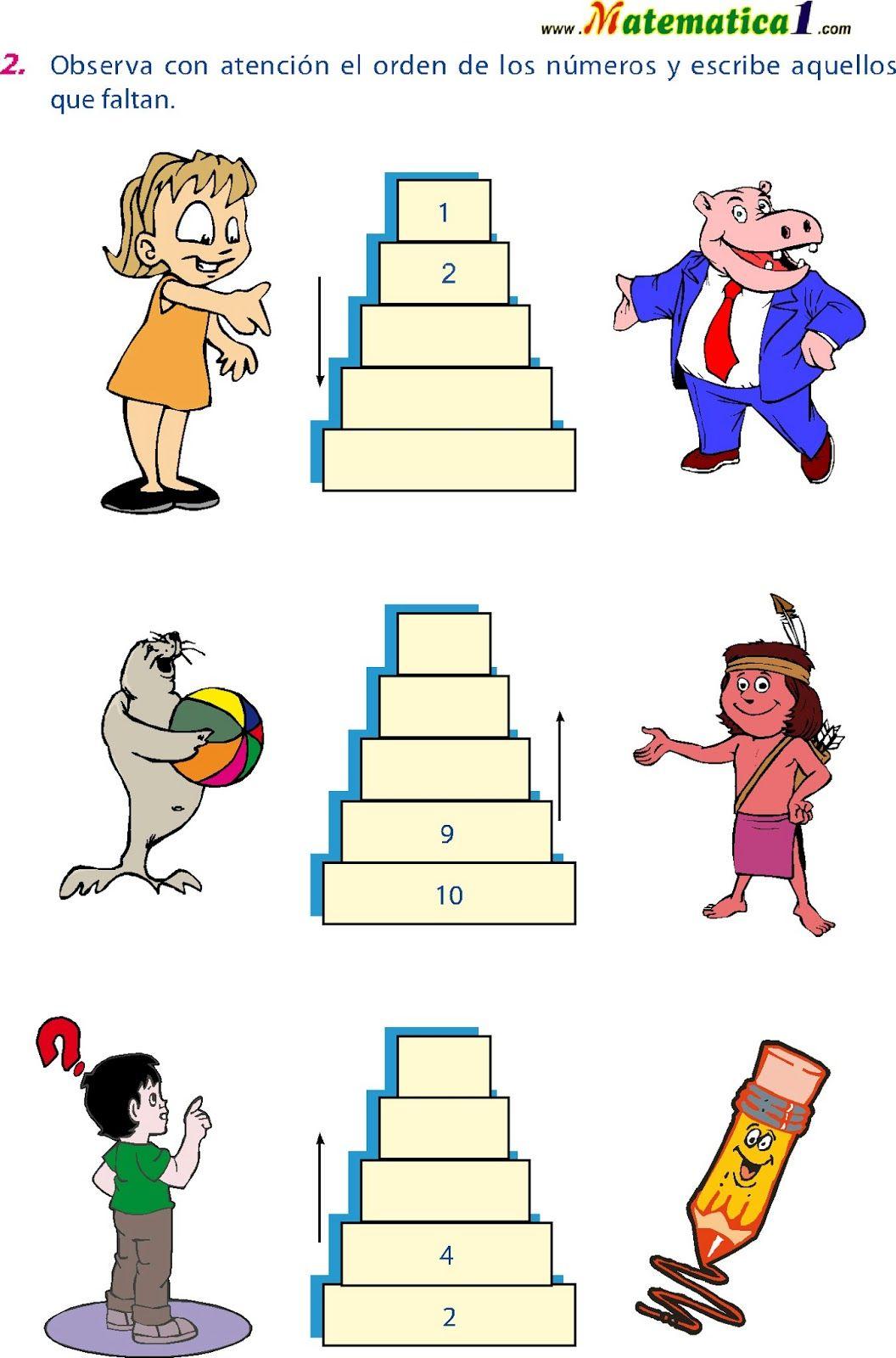 series y secuencias numericas unipuntos