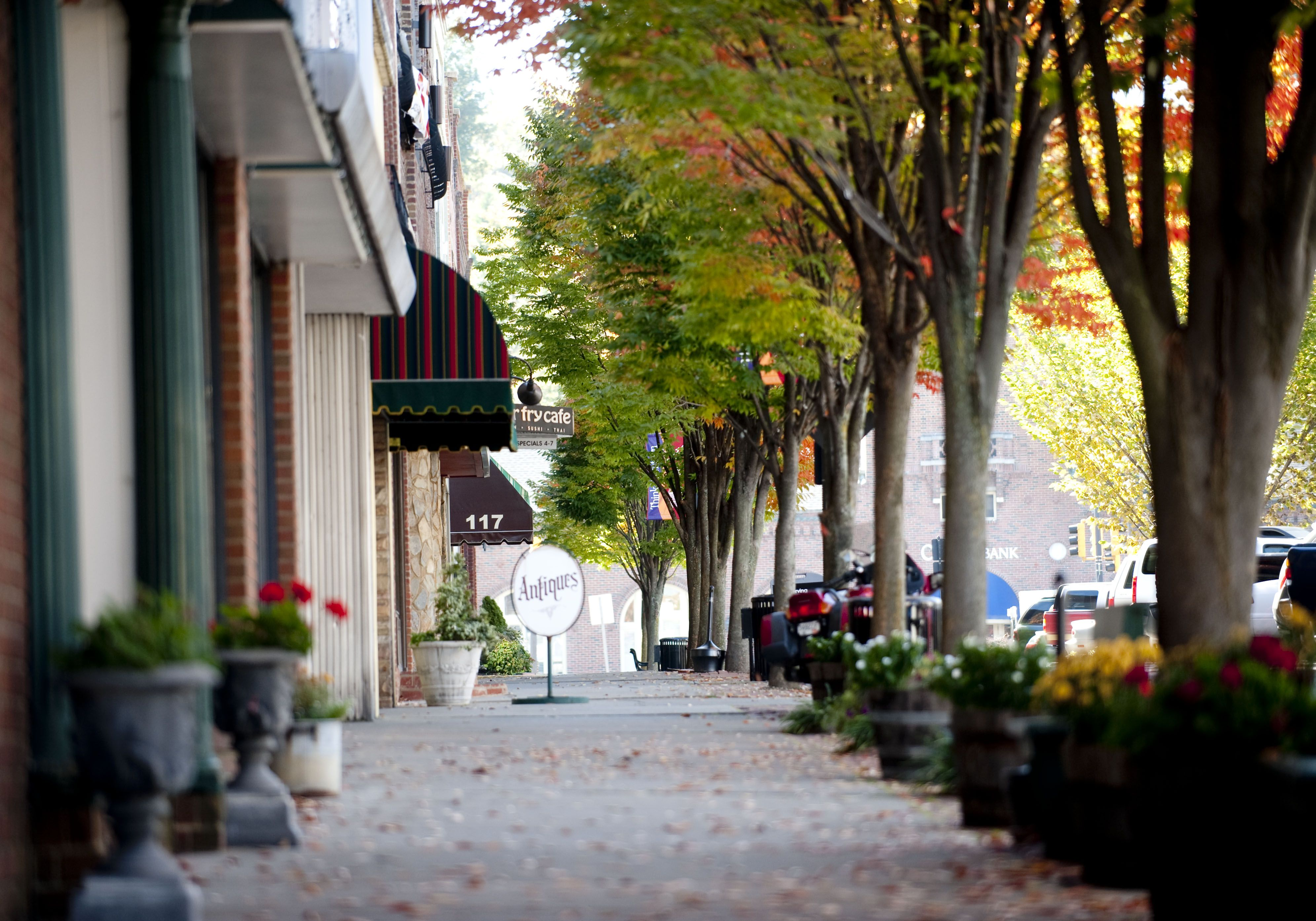 Beautiful Downtown Kingsport Tn Tennessee Travel Tennessee Mountain City