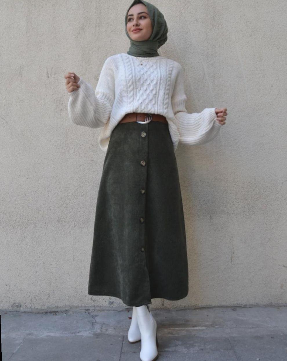 8 Dress Modest Casual Style Gaya Berpakaian Gaya Model Pakaian Pakaian Modis