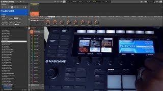 Air Music Tech Hybrid 3 Nks Presets For Maschine
