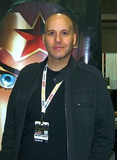 Joshua Middleton (sometimes credited as Josh Middleton) is an artist and designer working in the animation, film, comics, and book industries. From Wikipedia.