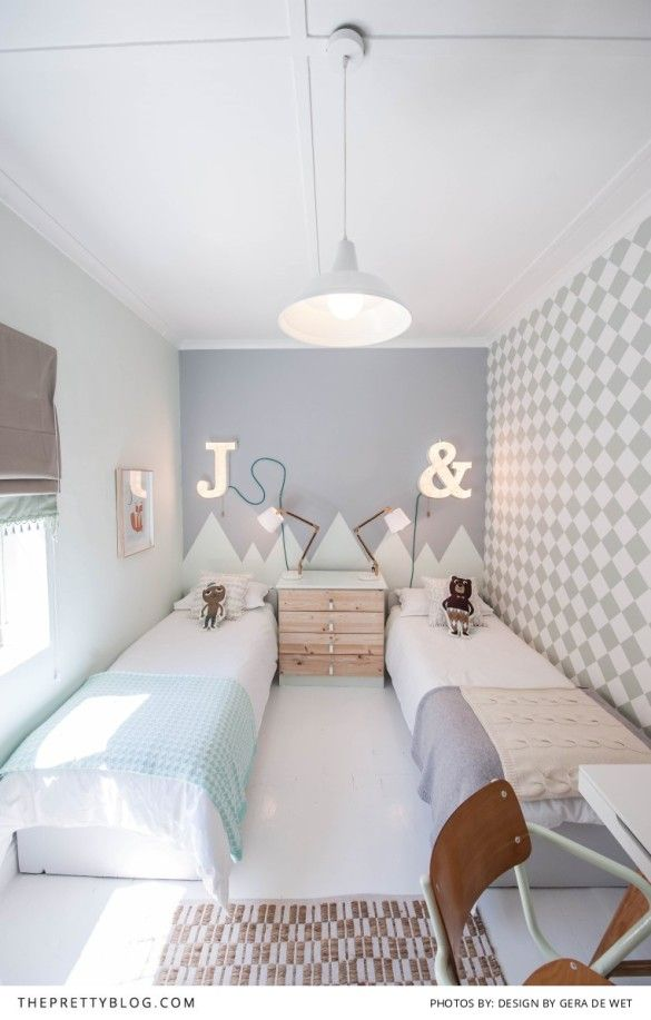 Childrens Bedroom Decor Australia Afterpay: DIY Delight! Old Office Becomes A Beautiful Bedroom