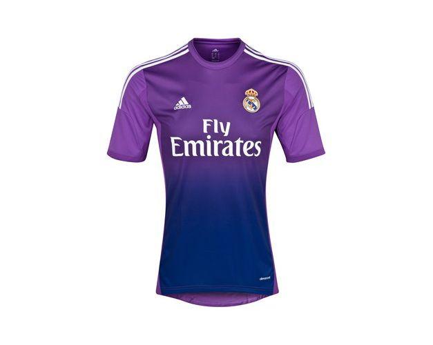 Hazte con la Primera Equipación Blanca del Real Madrid. Camiseta de fútbol  para hombres en tallas S 8570bfa0c74d8
