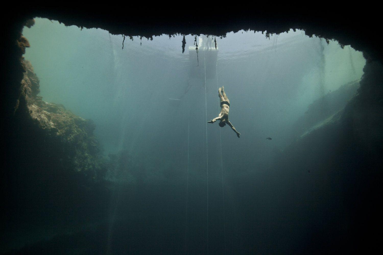 Fotos Freediving Bilder Zum Eintauchen Bilder Tauchen Fotos