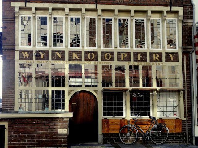 Stadstuin In Zaltbommel : Beautiful facade architecture in zaltbommel the netherlands