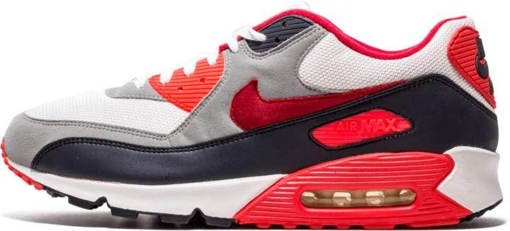 Nike Air Max 90 EX ID Carson Palmer (CIN) 321763 161 White