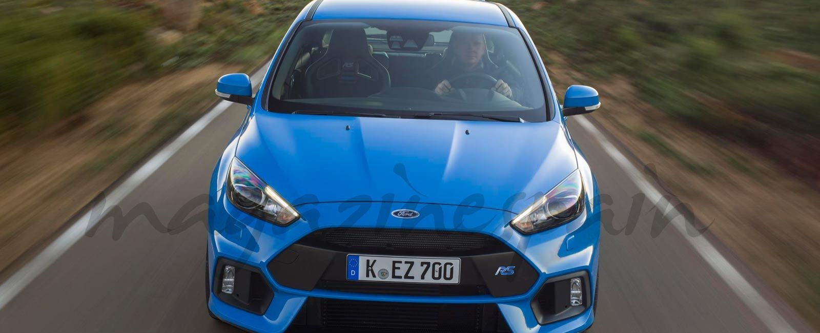 Ford Focus Rs Coche Del Ano 2016 Ford Focus Ford Y Coches