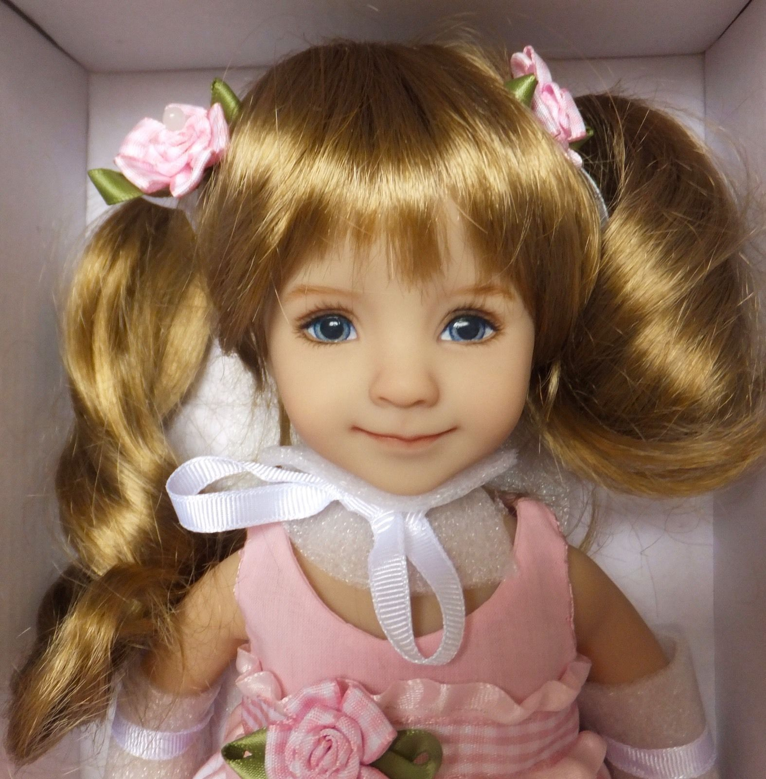 US $499.99 Used in Dolls & Bears, Dolls, By Material