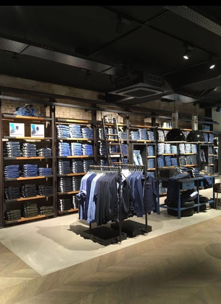 G Star RAW flagship store, Cannes