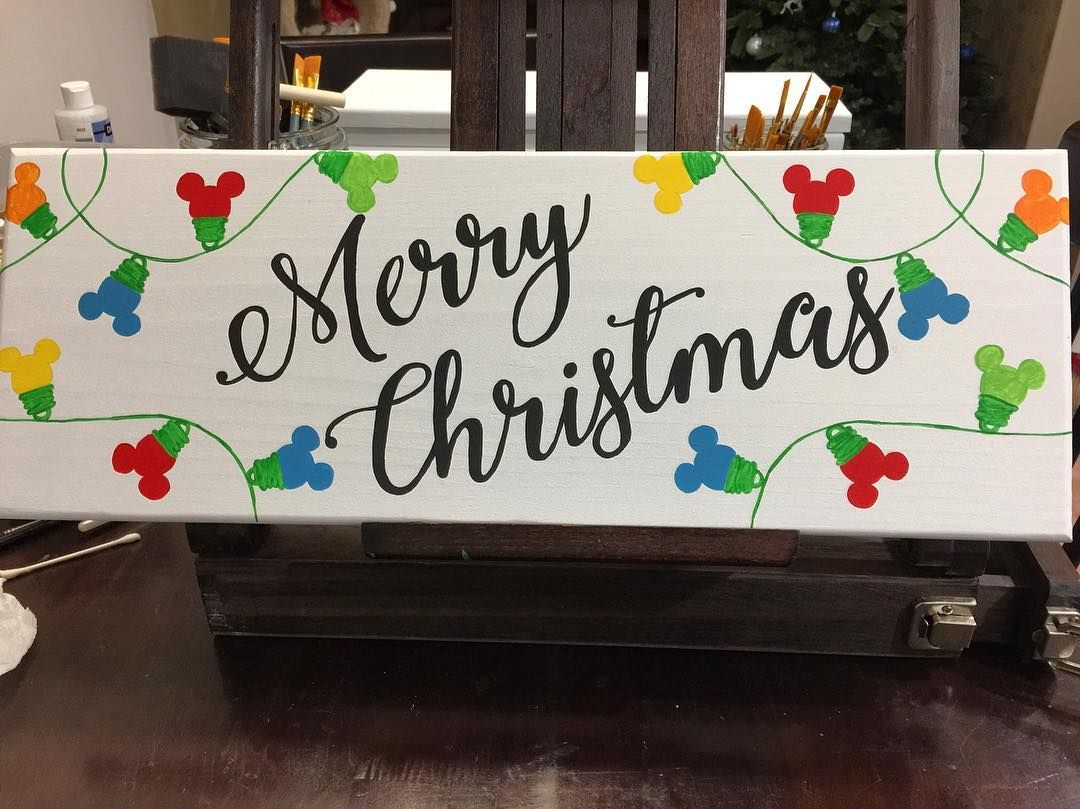 """Hand Painted Disney Wood Signs on Instagram: """"Custom wood sign.  See something you like and want it to say something else? Let us know  www.etsy.com/shop/ohmypixiedust  Link also in…"""" #disneycrafts"""