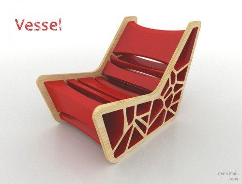 fishtnk | Parametric Furniture Research http://www.grasshopper3d.com ...
