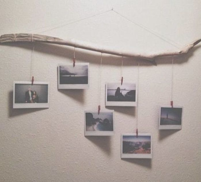 60+ Simple & Creative Ideas to Use Wood Branches into Your Home Decoration Do-It…