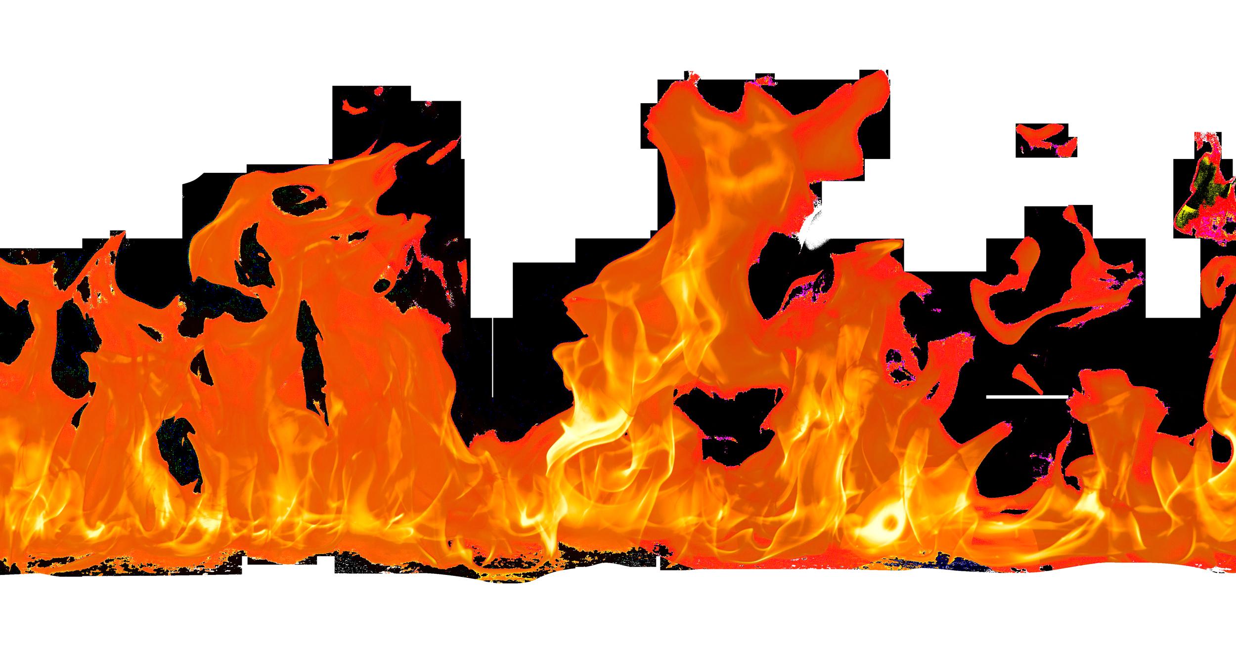 Fire Flame Png Image Gambar Api Desain