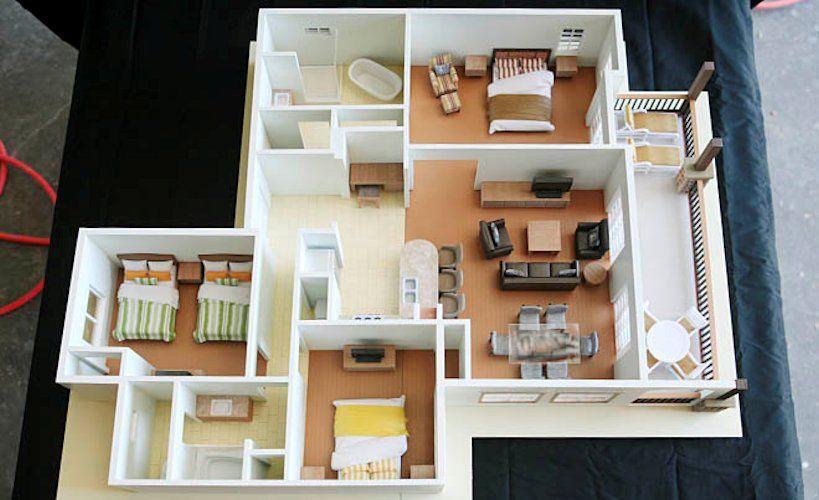Architecture 3d Forms Floor Plan Design House Plans House Design