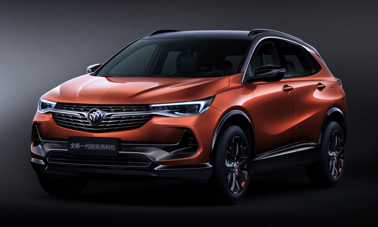 Gm Reveals 2020 Buick Encore Encore Gx In China Buick Encore Buick New Suv