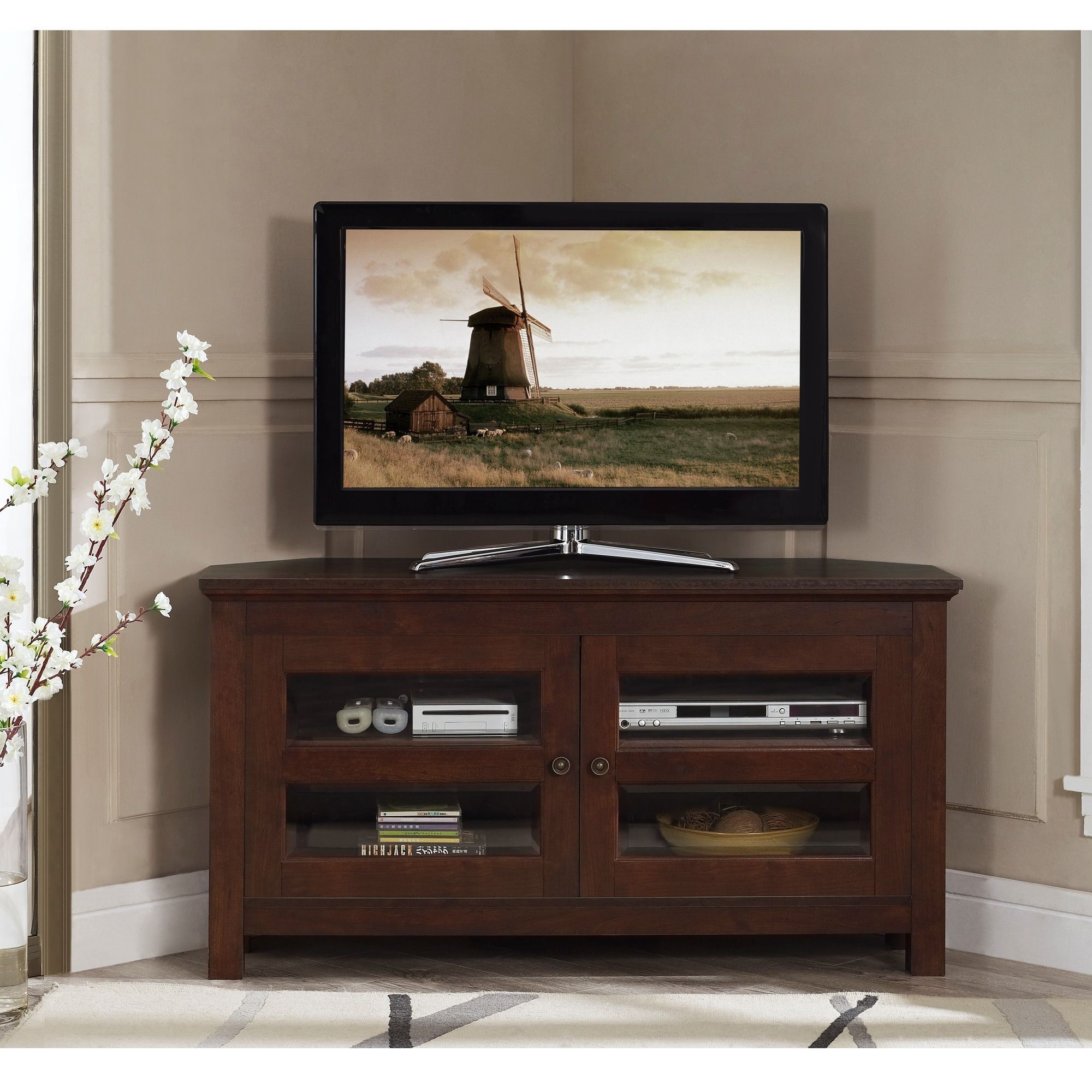 Make A Special Place For Your Television And Entertainment