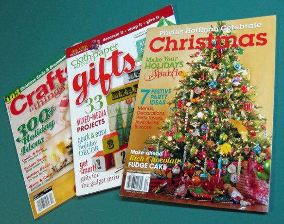 STAK Tree and Christmas magazine giveaway!
