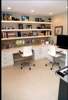 Escritorio Em Casa Home Office Space Home Office Design Home Office Decor