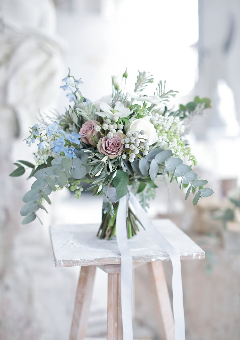 soft pastel wedding bouquet weddingflowers d co table bouquet de mariage bouquet mari e. Black Bedroom Furniture Sets. Home Design Ideas