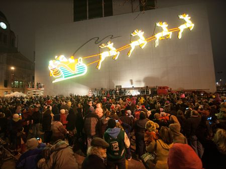 Night Of Lights A Fort Wayne Tradition Holidays In