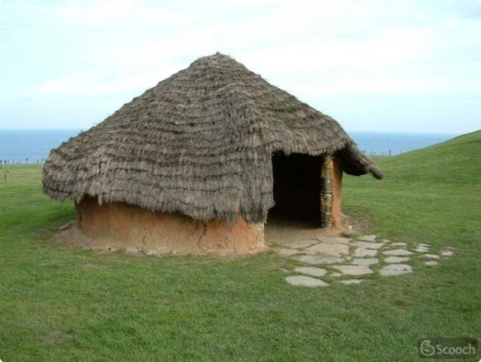 neolithic house Google Search