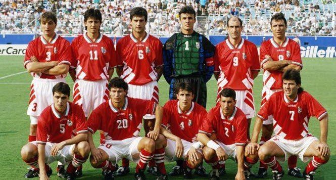 Worldcup Usa94 Fifa World Cup Teams World Cup Teams Bulgaria