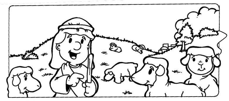 Desenrdanos  Moutons  berger parabole de la brebis perdue