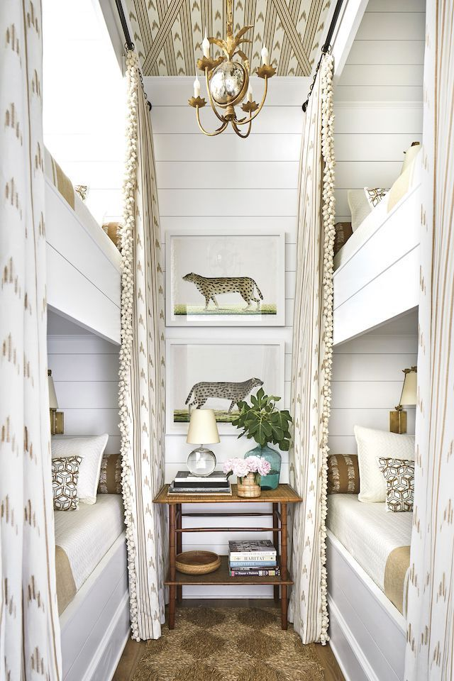 Feature Friday Southern Living Idea House Amelia Island Fl Southern Hospitality Southern Living Homes Bunk Room Home