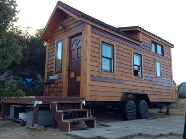 Good House · San Diego DIY Tiny House
